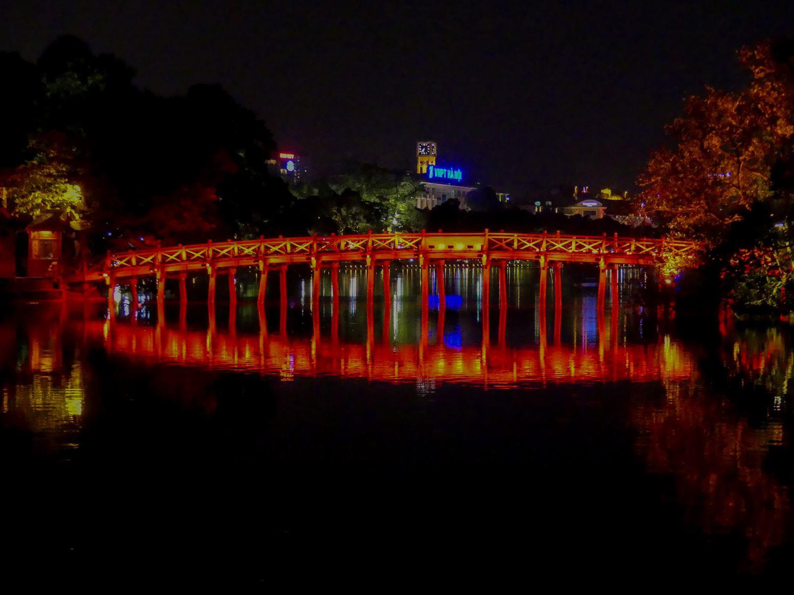 Claironyva Vietnam Hanoi Lac Hoam Kiem