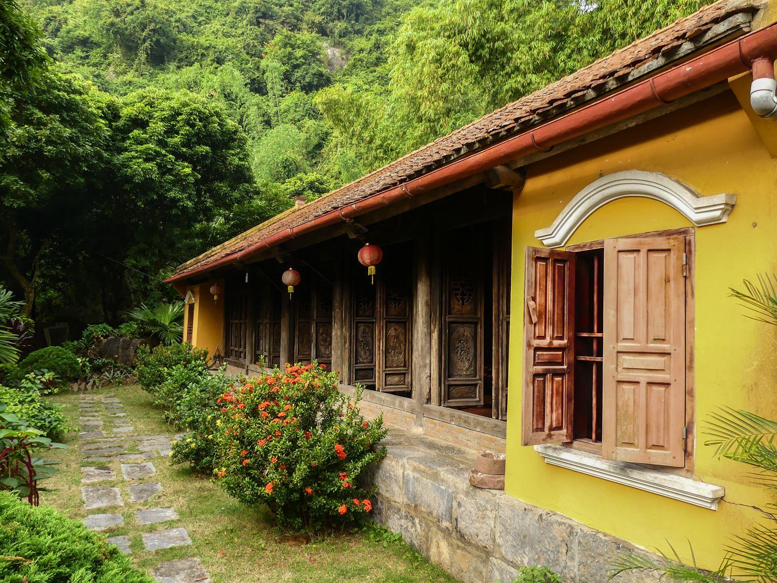 Claironyva Cat Ba Maison traditionnelle Vietnam