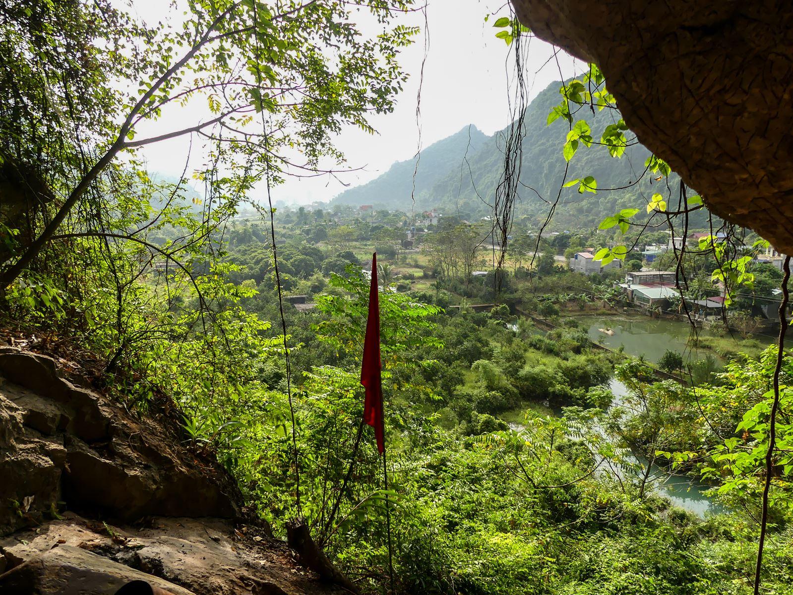 Claironyva Cat Ba Hopital Grotte Vietnam