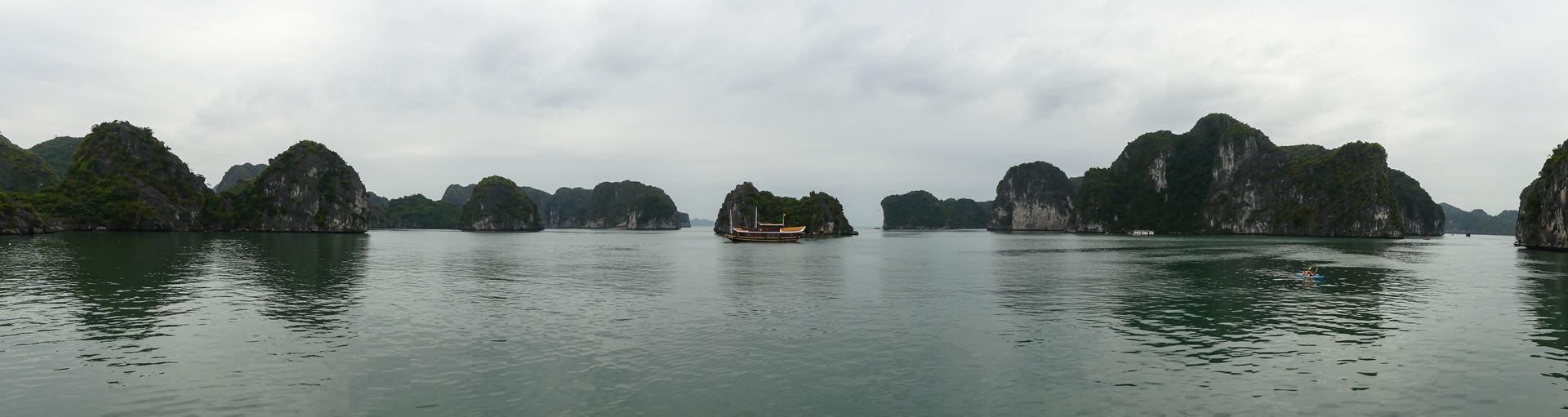 Claironyva Baie Lan Ha et Ha Long Vietnam