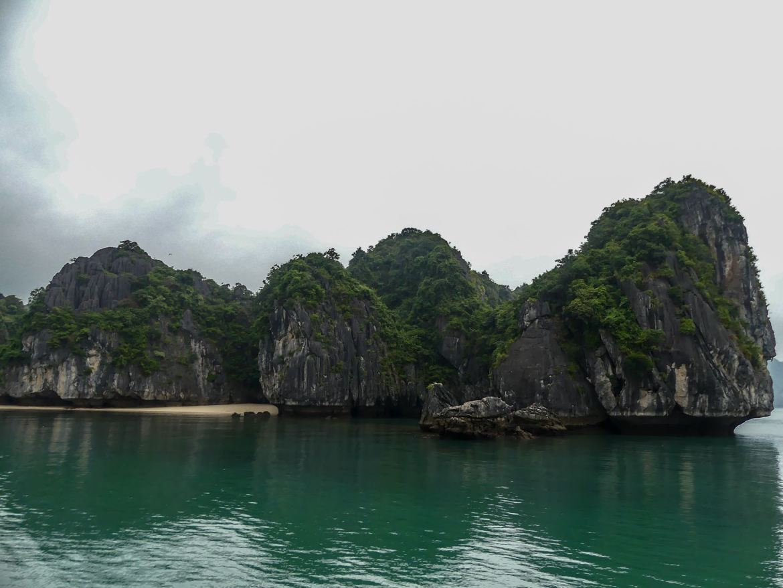 Claironyva Baie Lan Ha Kayak Vietnam