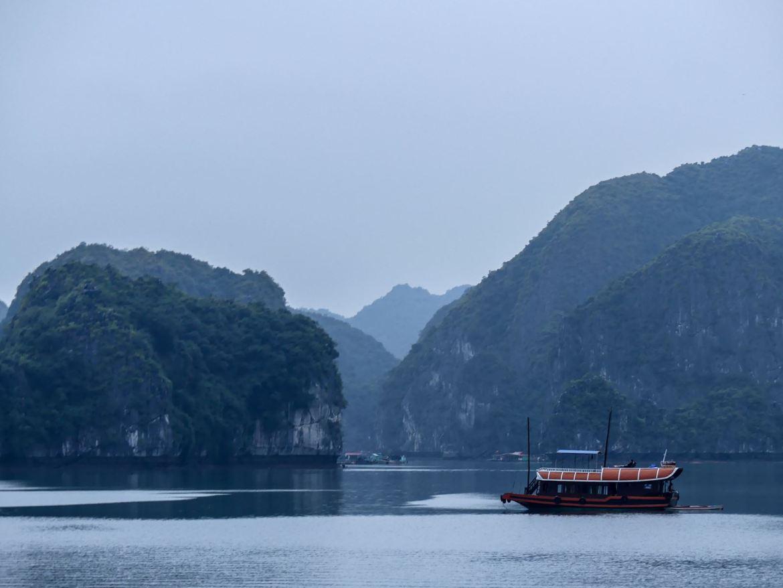 Claironyva Baie Lan Ha Jonque Vietnam