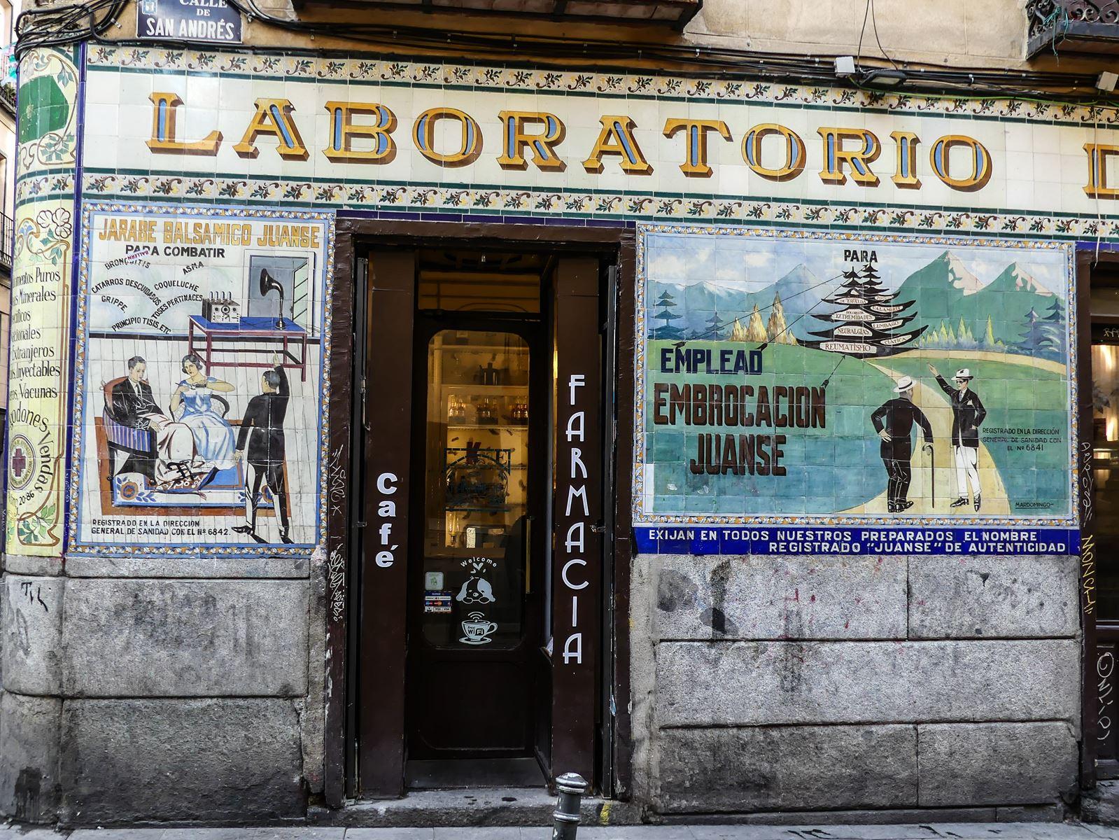 madrid-claironyva-pharmacie malasana