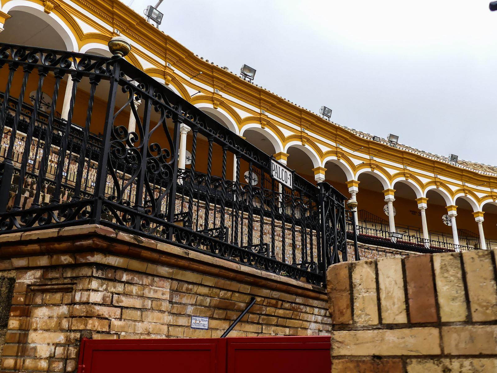 Claironyva - Séville - Arènes de la Maestranza
