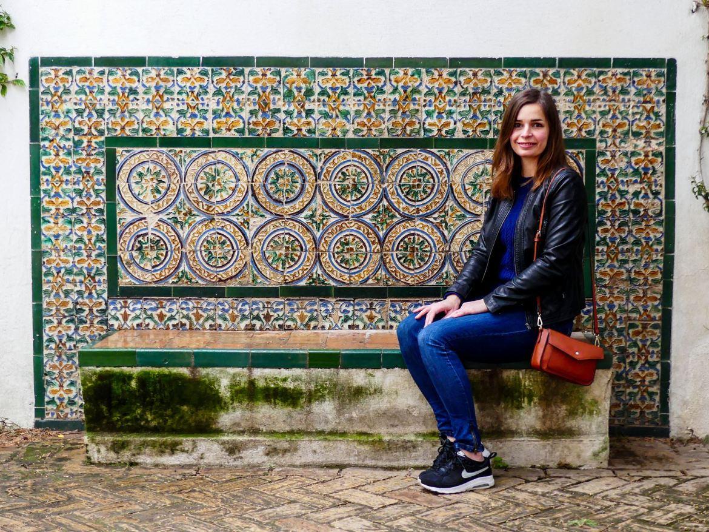 Claironyva - Voyage solo à Séville - Real Alcazar