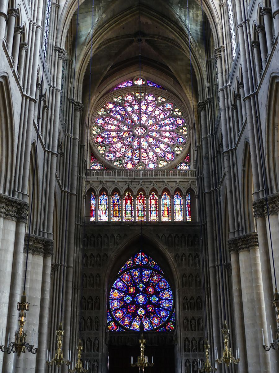 Claironyva France Reims Cathédrale