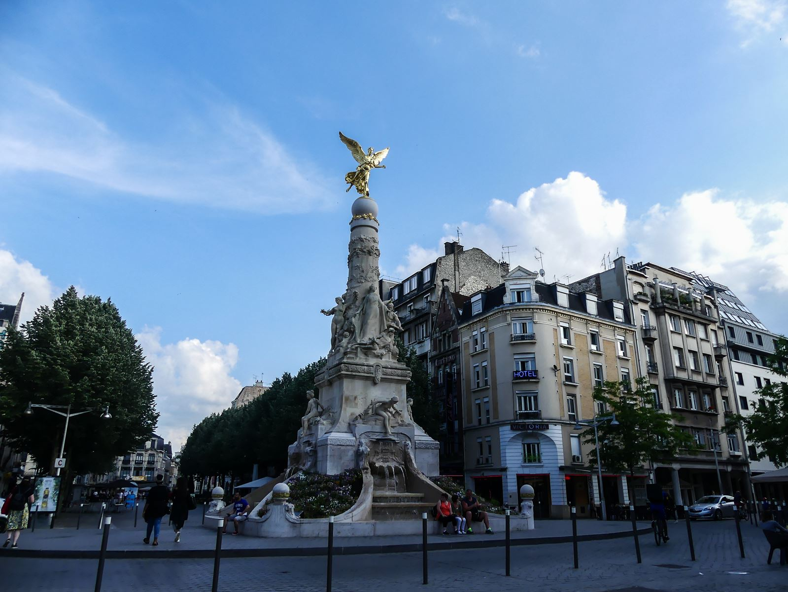 CLaironyva Reims France