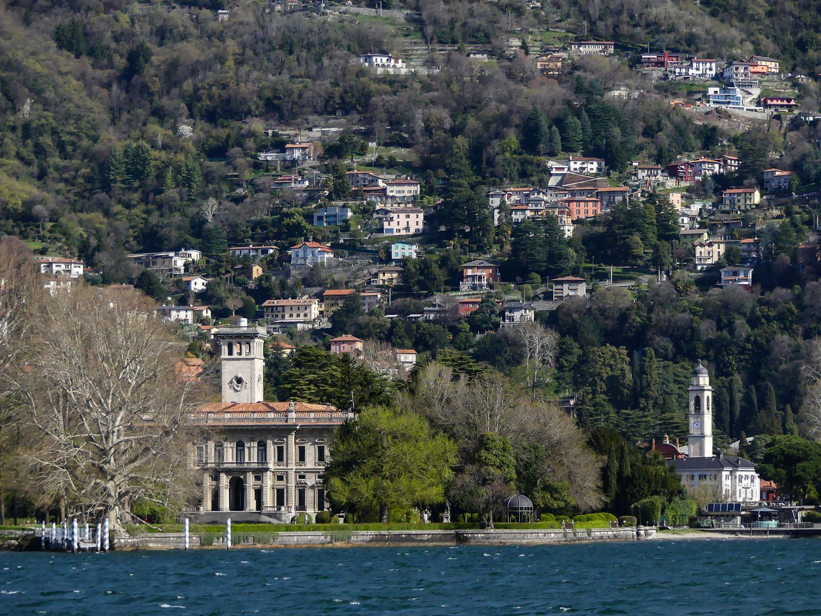 claironyva italie lac de côme