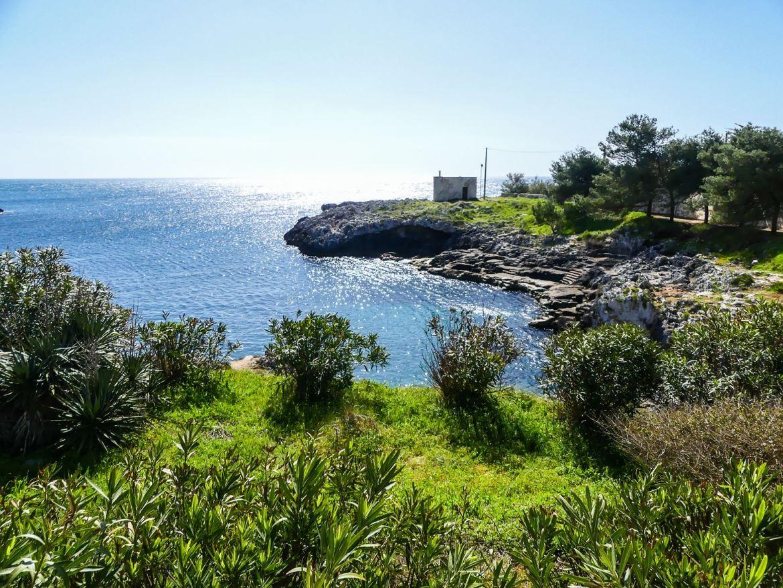 claironyva italie pouilles salento Porto Badisco