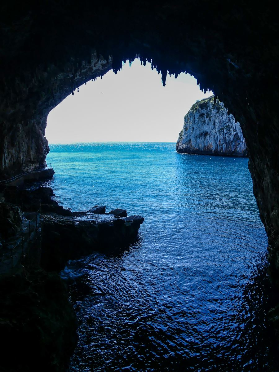claironyva italie pouilles salento grotta zinzulusa