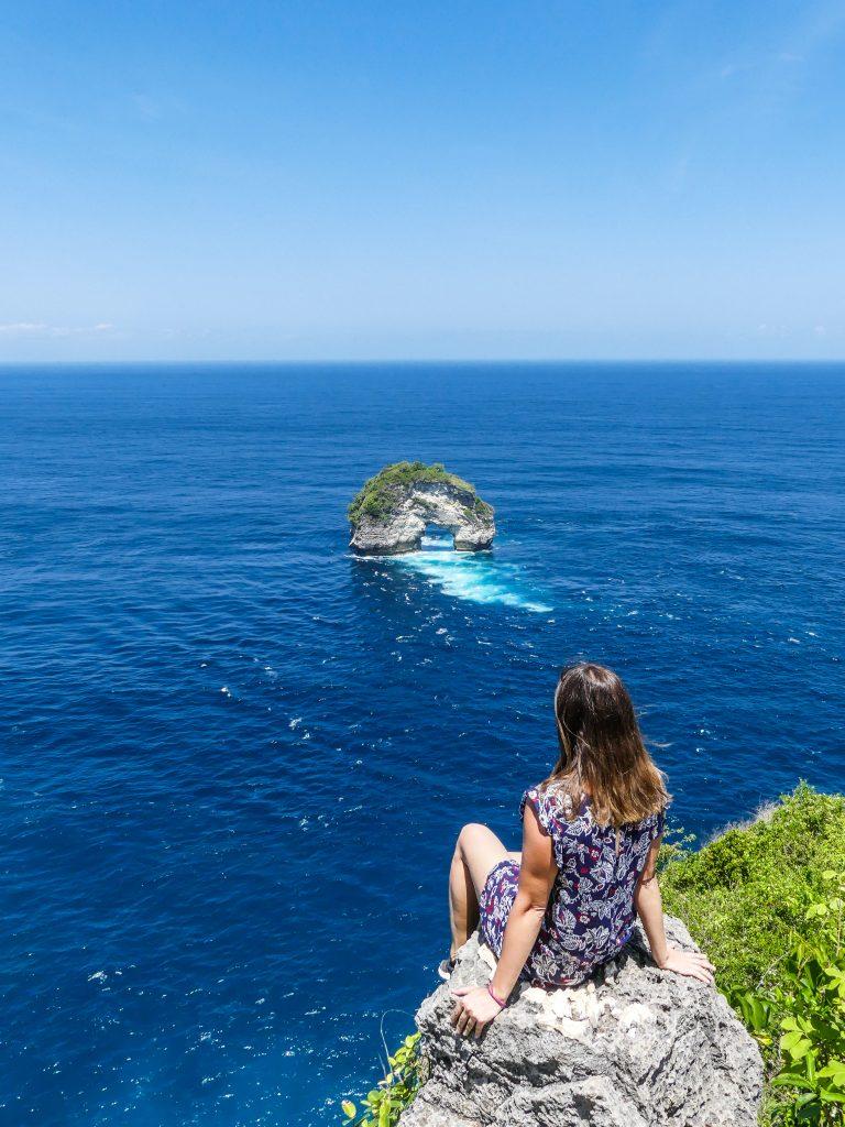 Nusa Penida - Banah Cliff