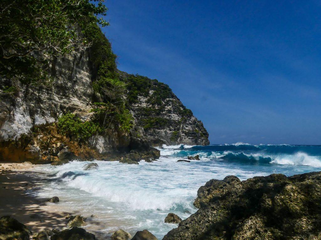 Nusa Penida - Temeling Beach