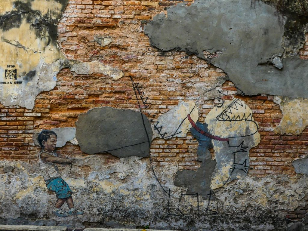 Street Art Penang Ernest Zacharevic