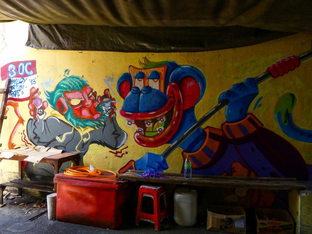 Kuala Lumpur Street Art