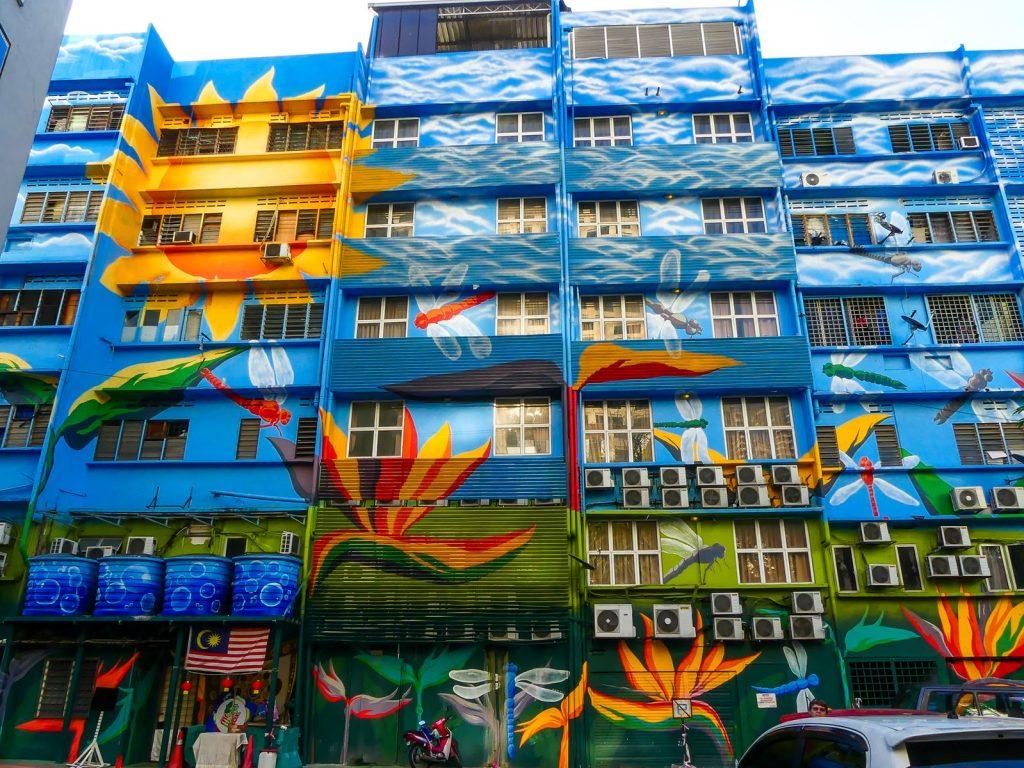 Street Art Bukit Bintang