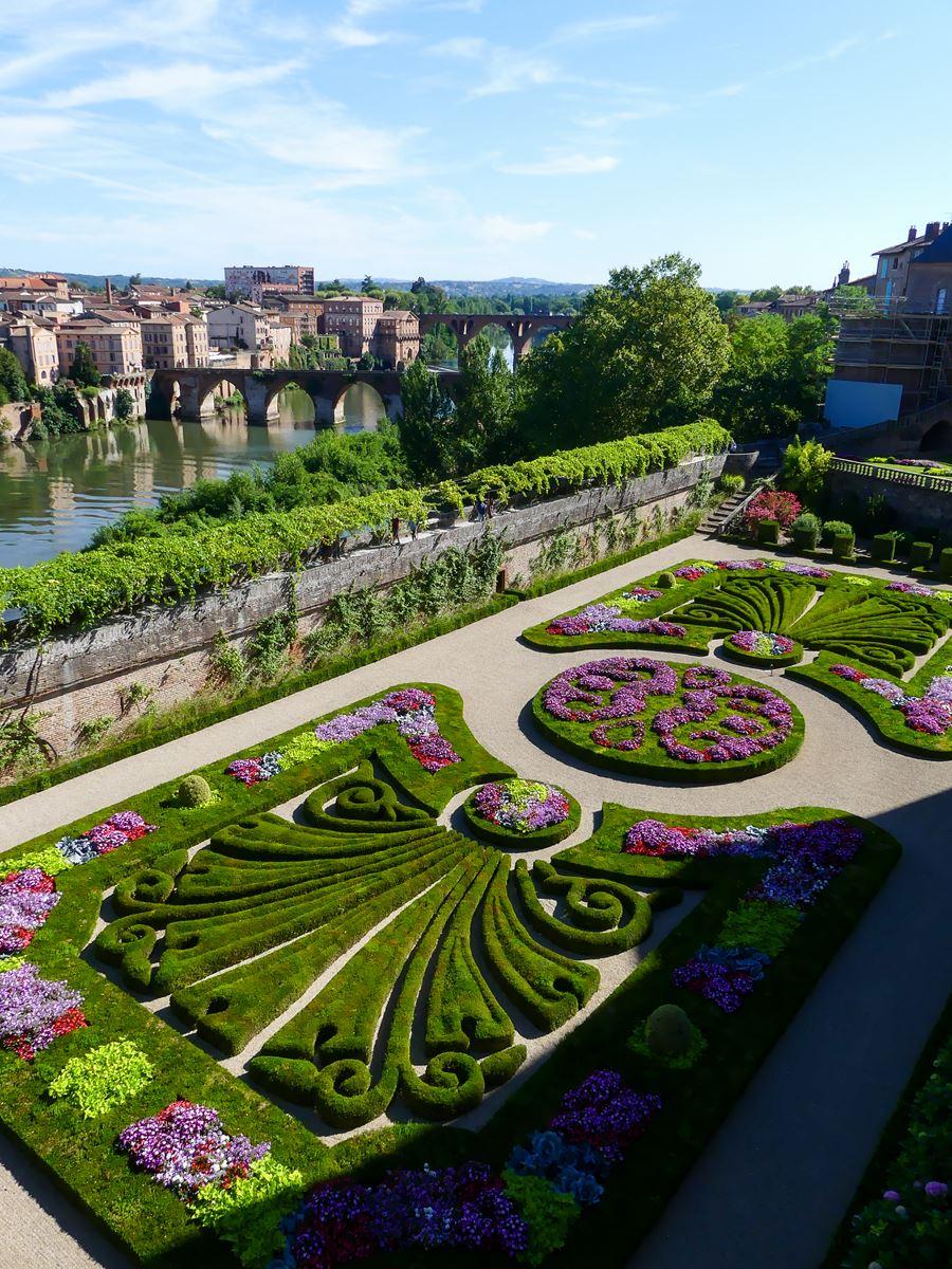 Jardin remarquable Albi