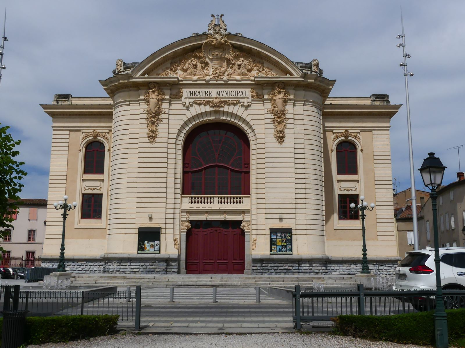 Castres Théâtre