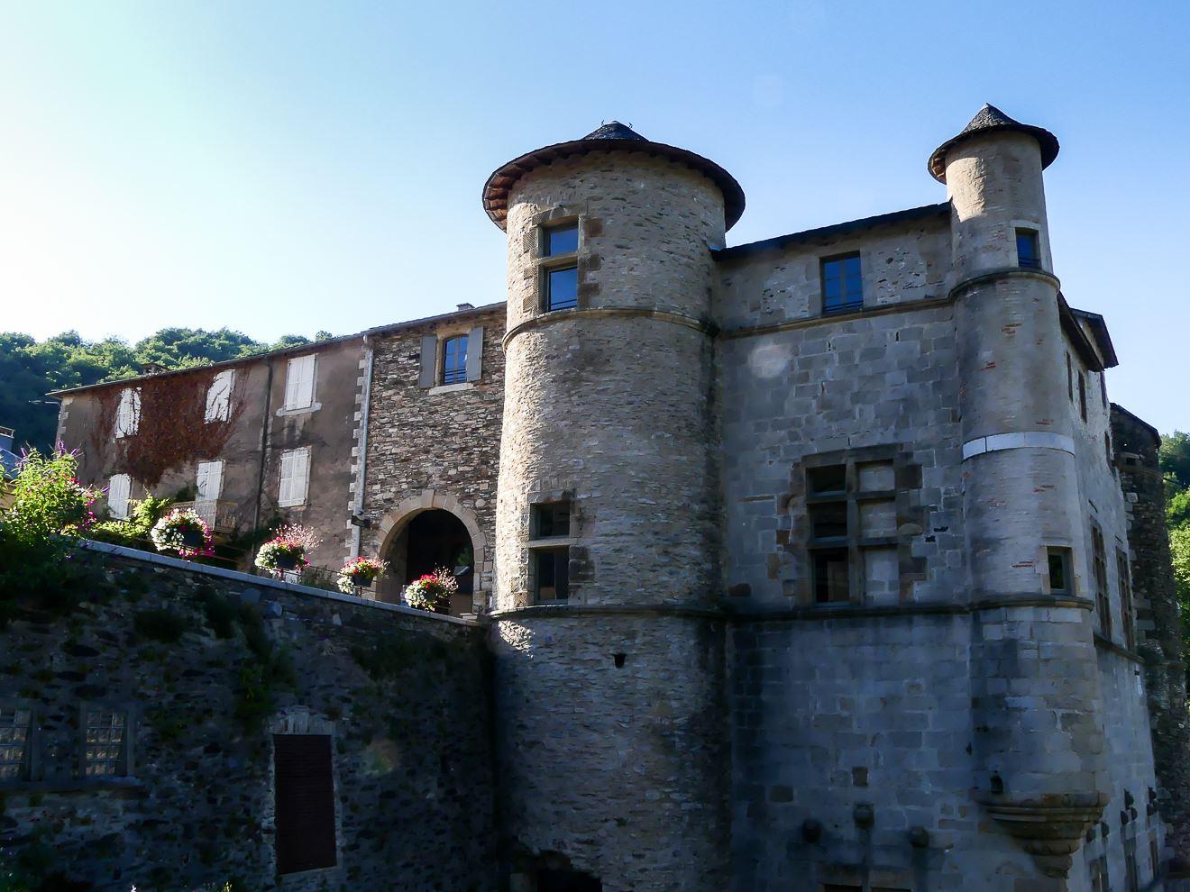 Tarn château de Lacaze