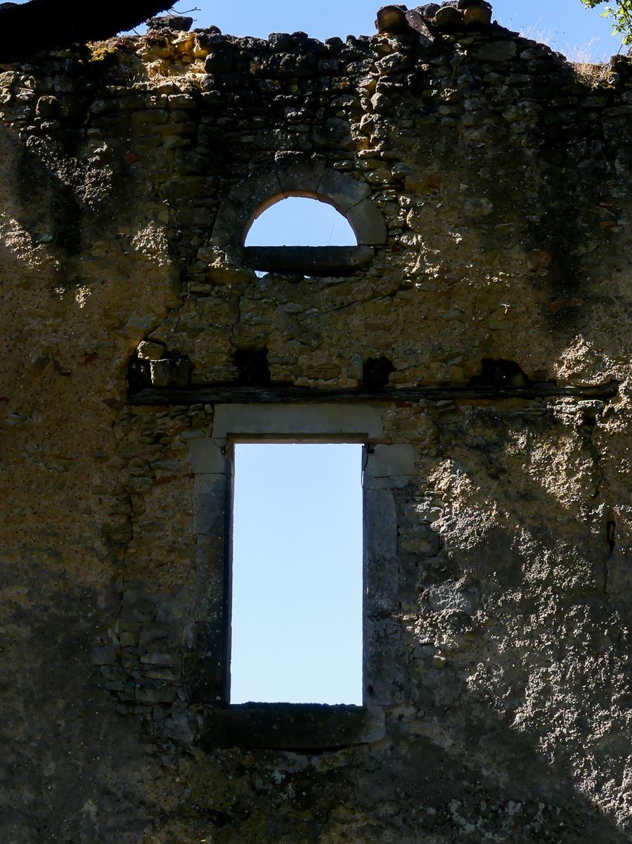 Fenêtre CHâteau de Montfa