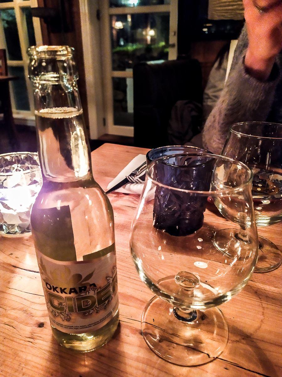 Restaurant Kristina Christiansen  - Torshavn