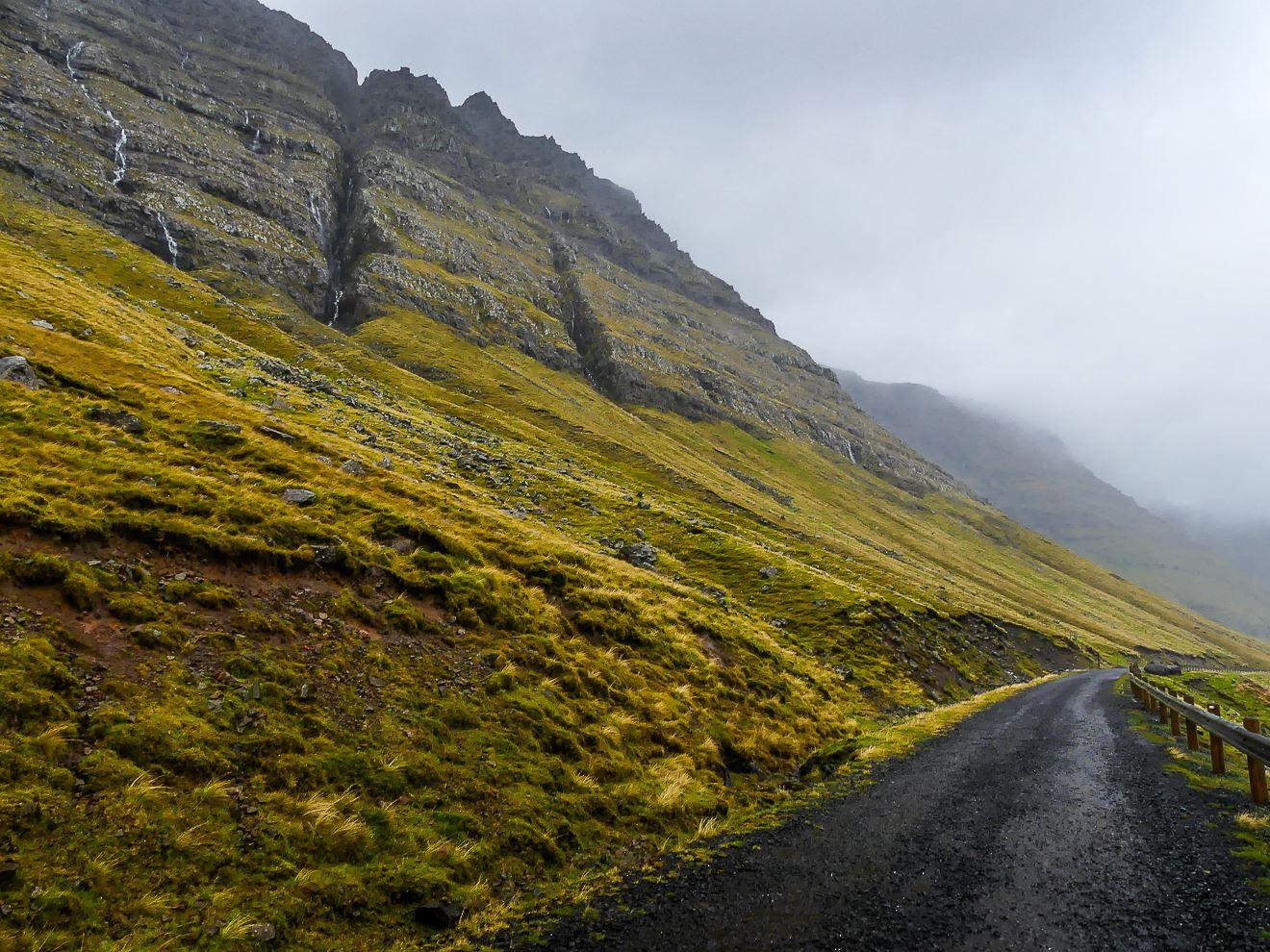 Route des Iles Feroe