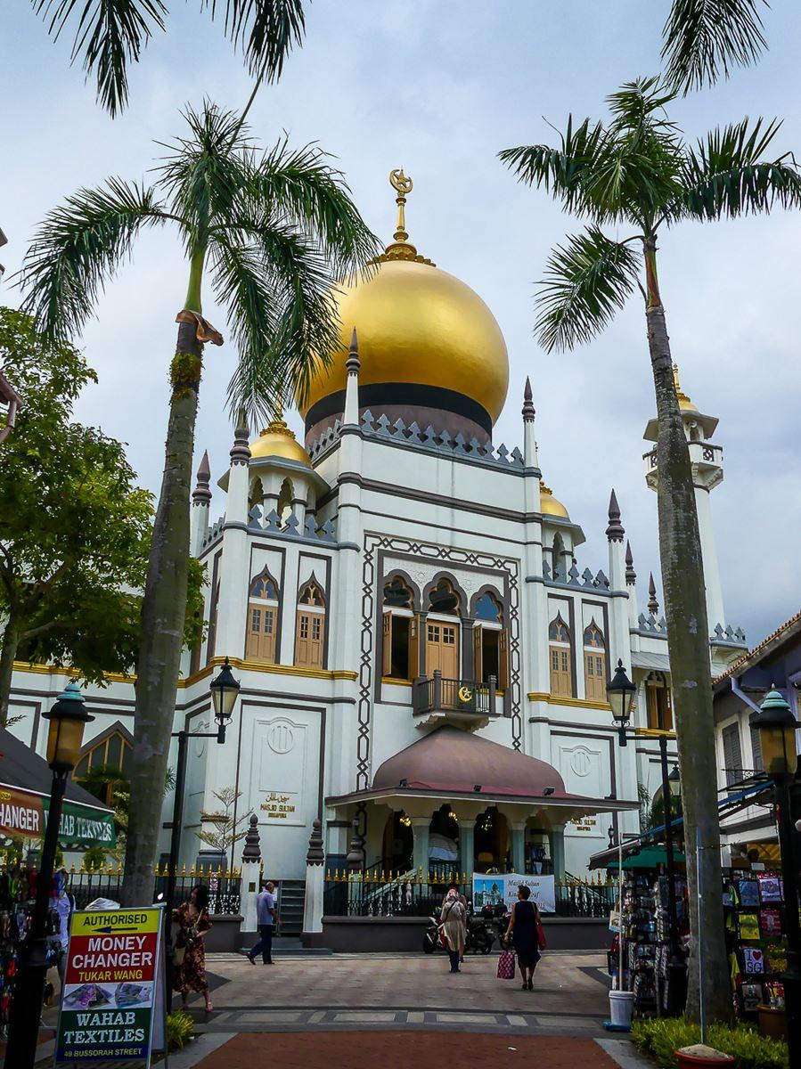 Mosquée Sultan