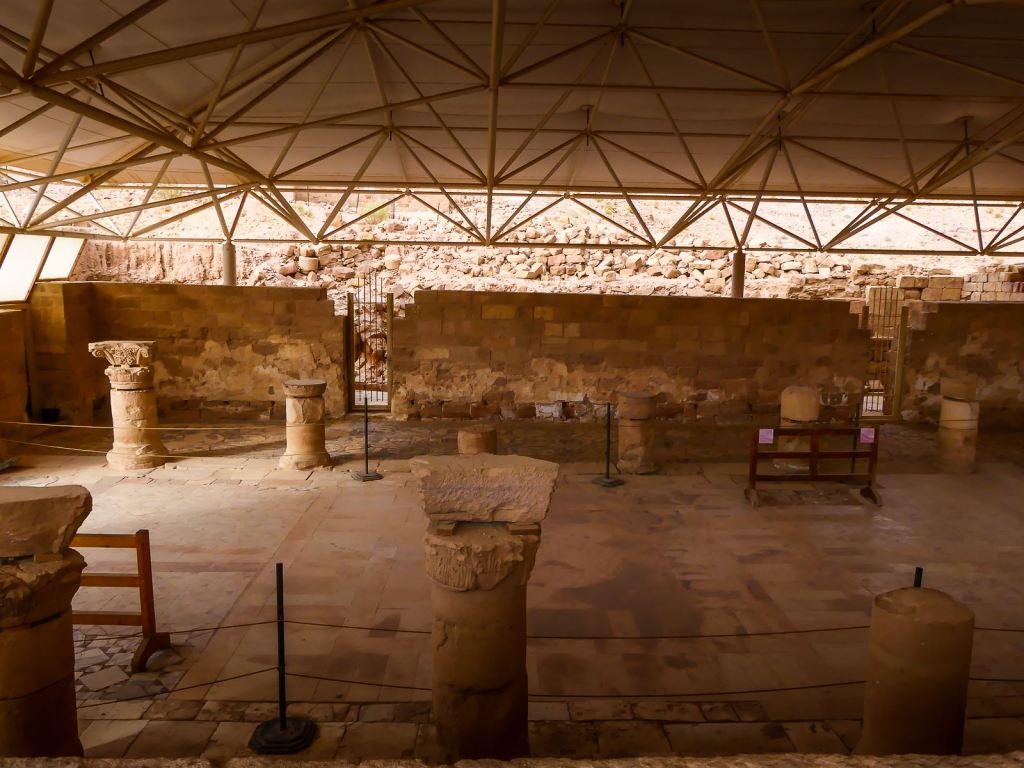 Petra - Eglise Byzantine