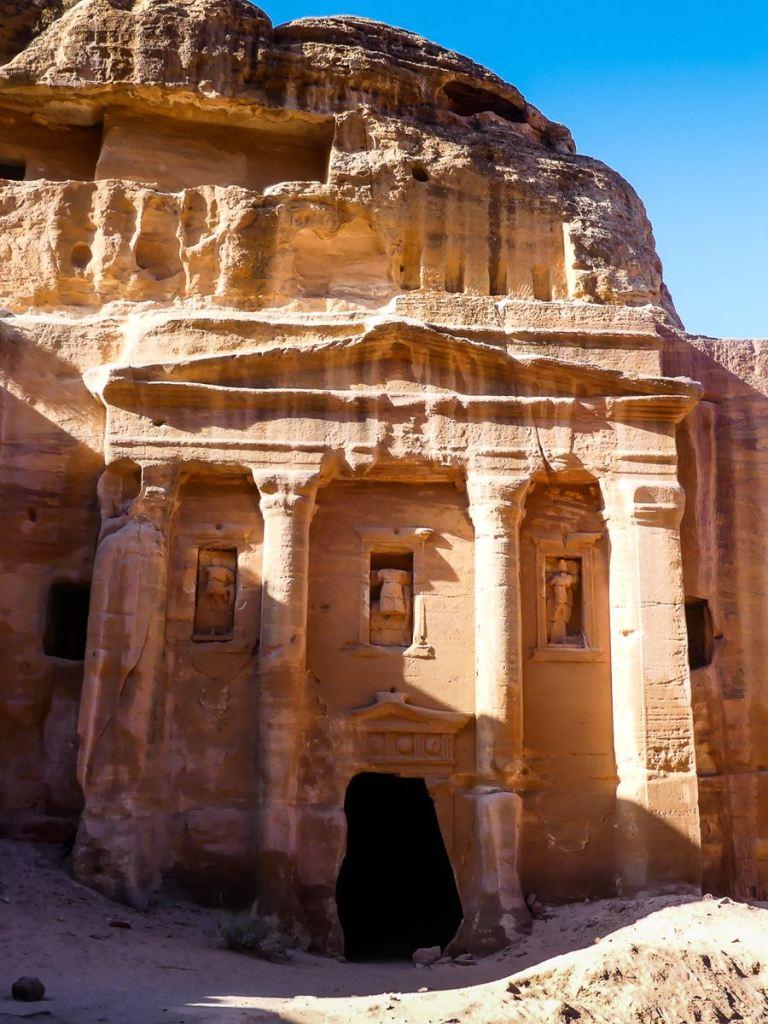 Petra - Tombeau du soldat romain
