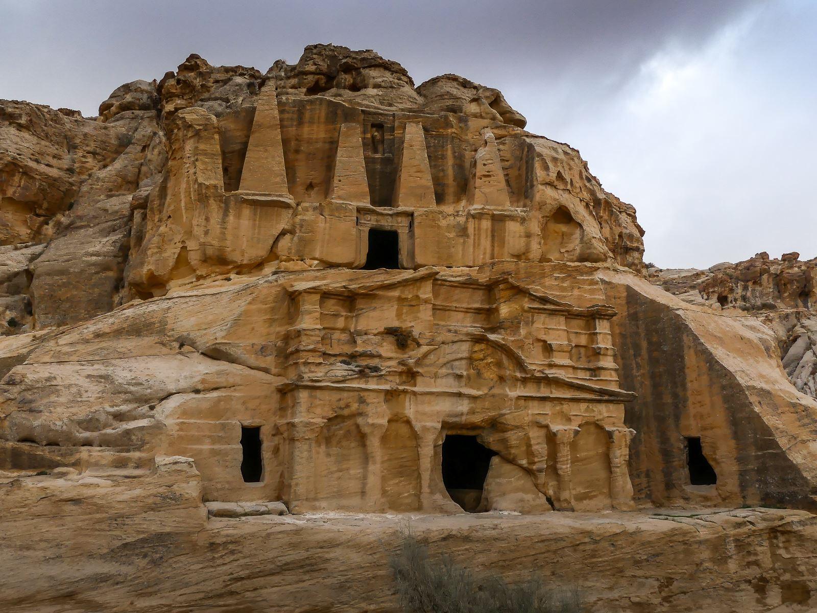 Petra - Grand tombeau