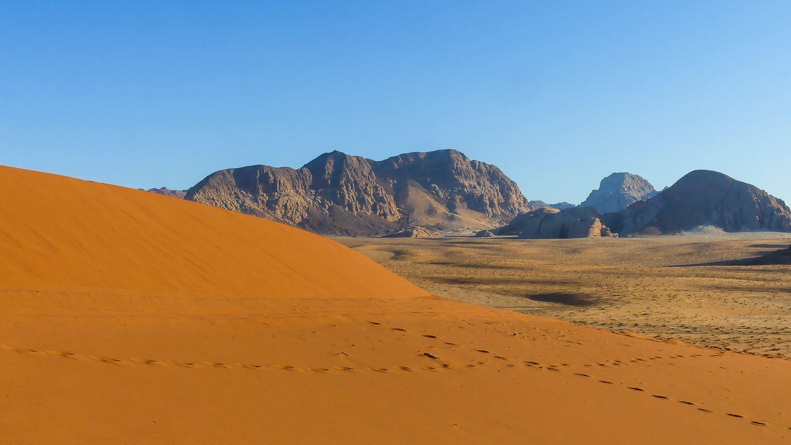 Wadi Rum -Dune orange