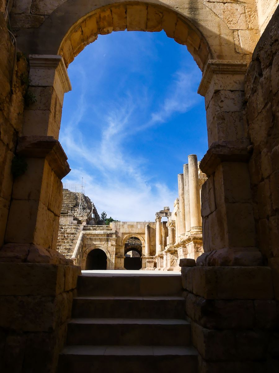 Jordanie - Jerash