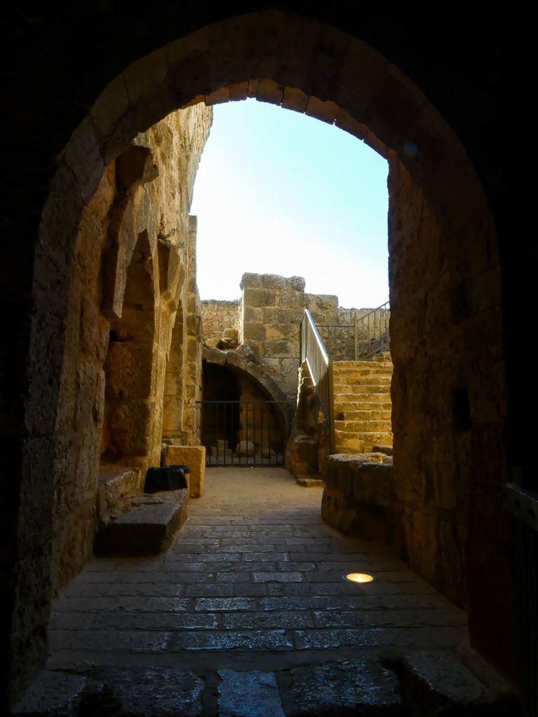 Jordanie - forteresse Ajlun