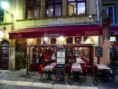 CHez Fiston - bouchon Lyonnais