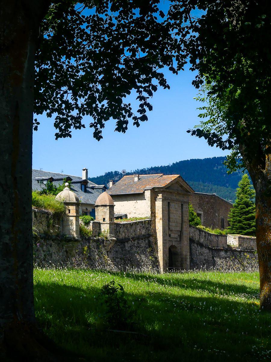 Mont Louis - cité Vauban
