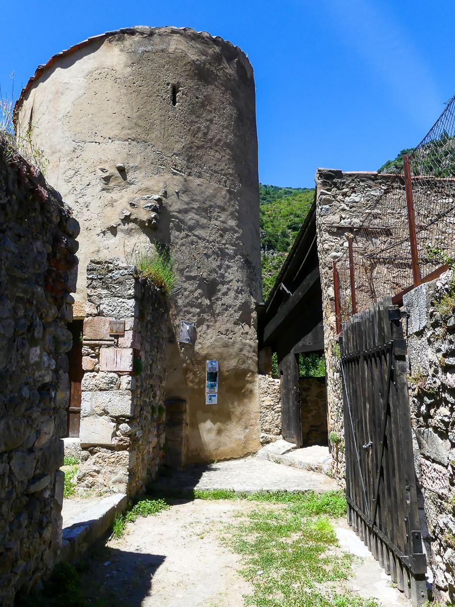 Villefranche de Conflent remparts