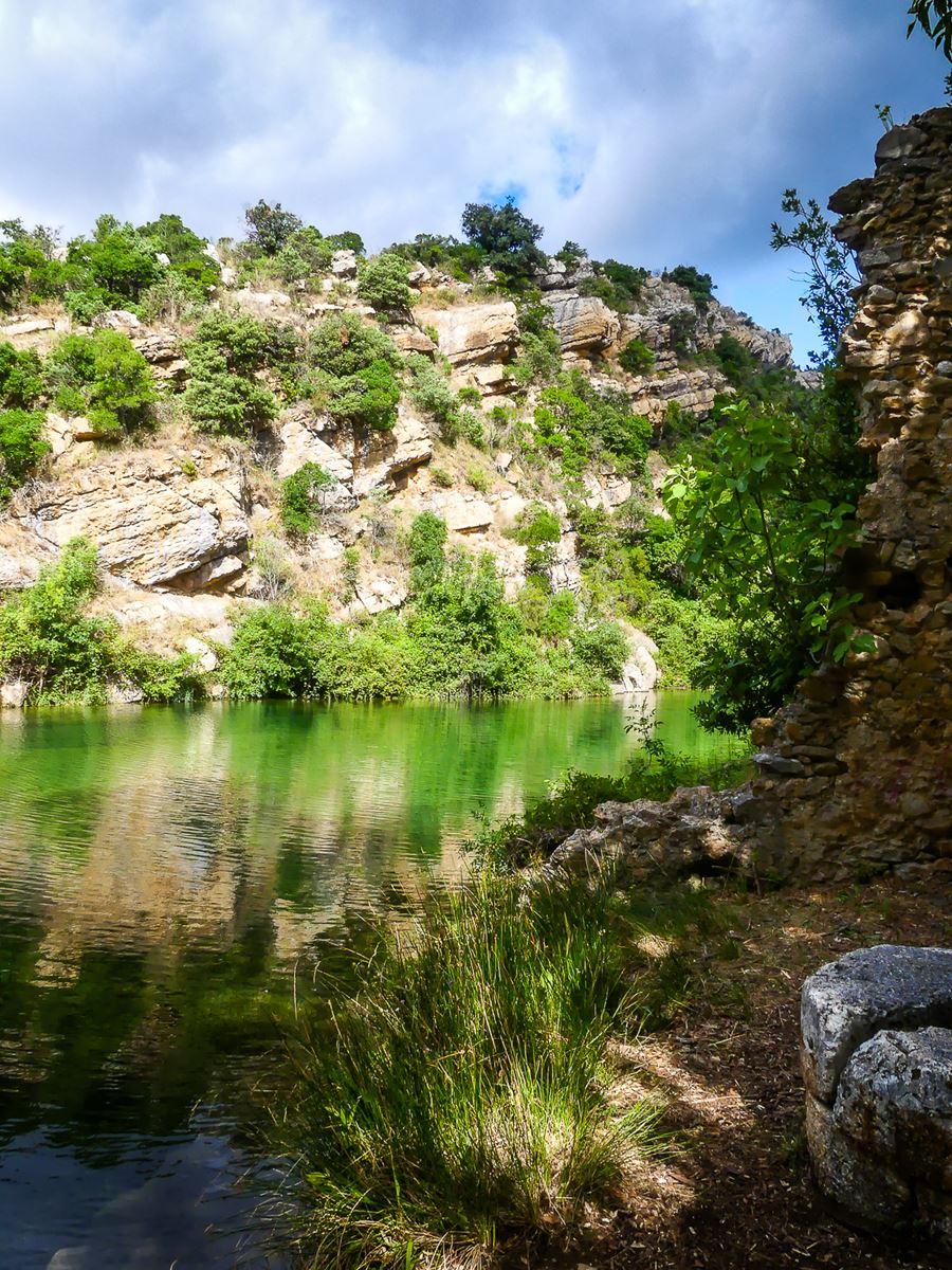 Aude - gorges du Verdouble