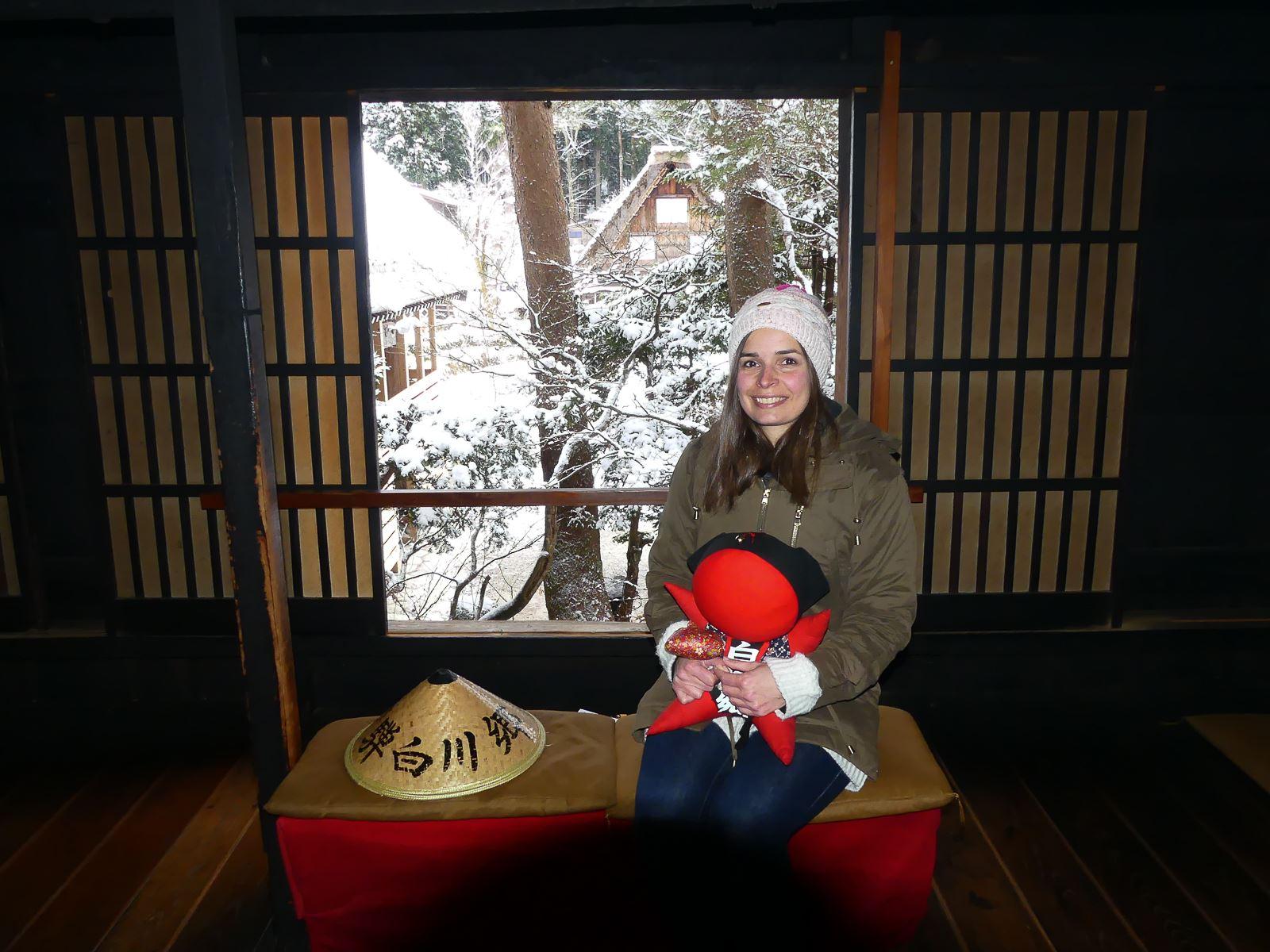 Musée Myozenji - Shirakawa-go