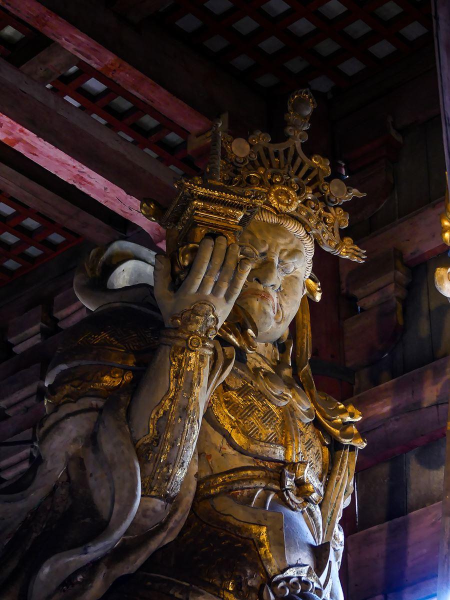 Temple Todai-ji - Nara