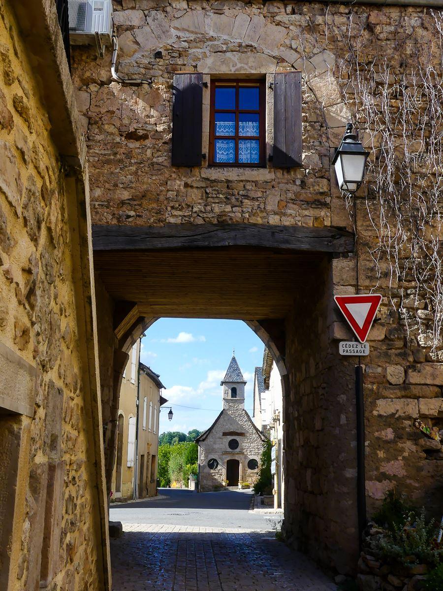 Village de Bournazel - Aveyron