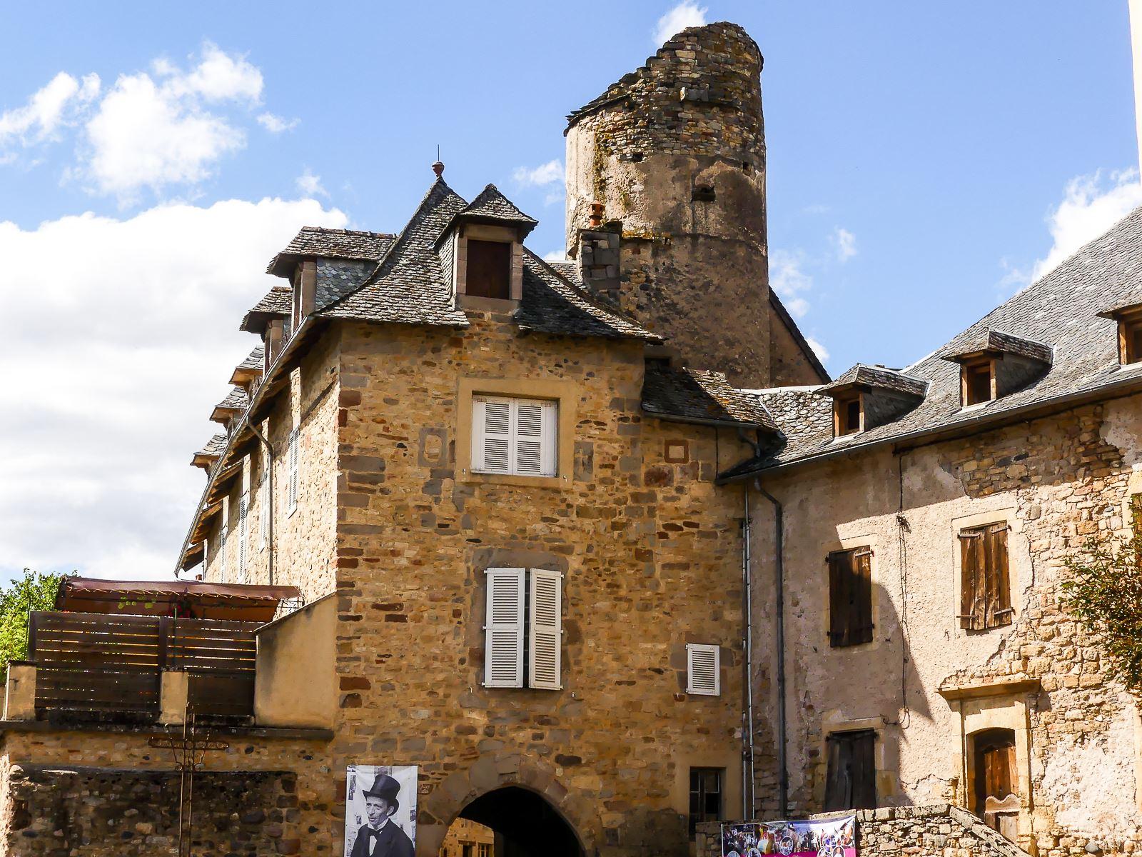 Terres d'Aveyron - Beau village de Saint Côme d'Olt