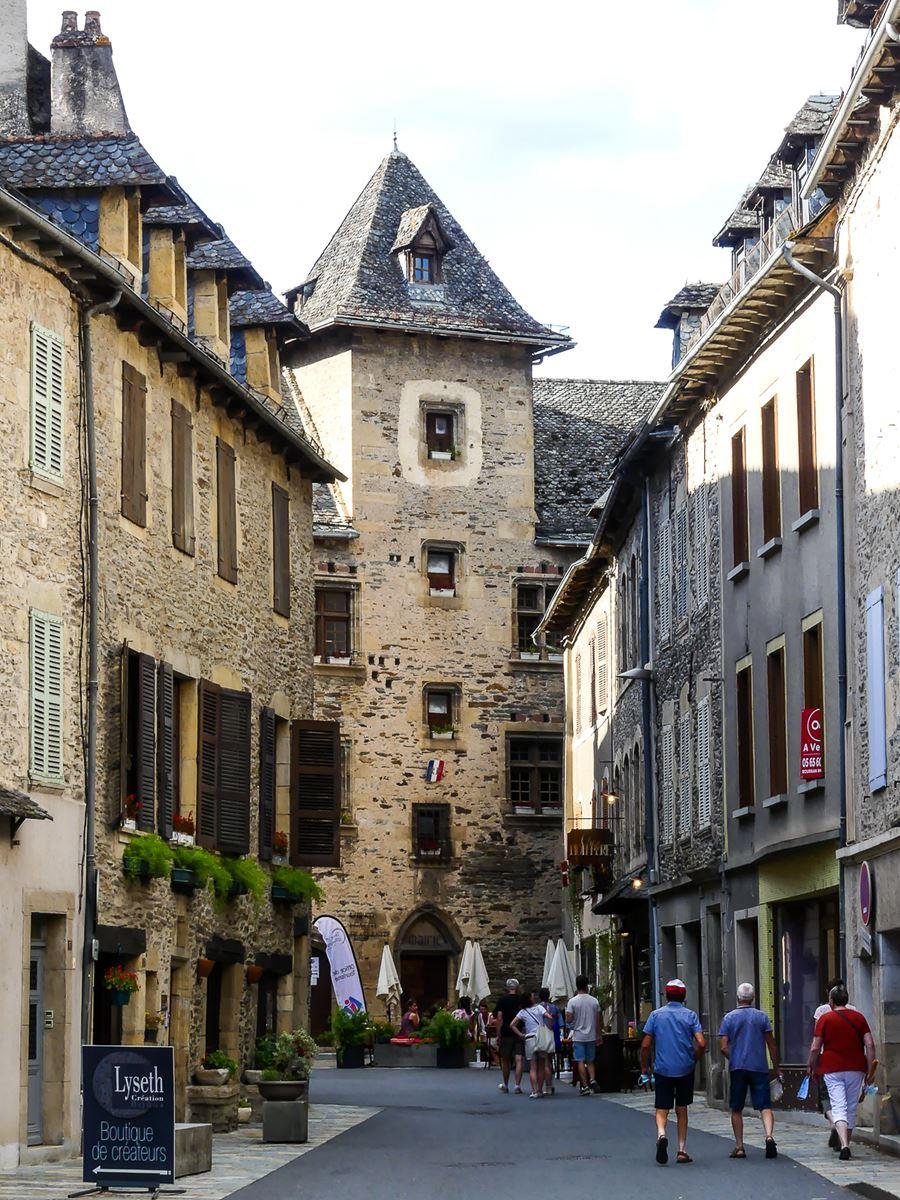 Aveyron - Estaing