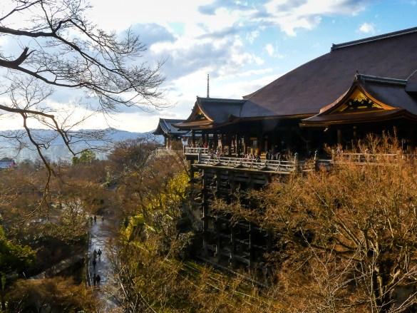 Kyoto - Kiyomizudera Temple