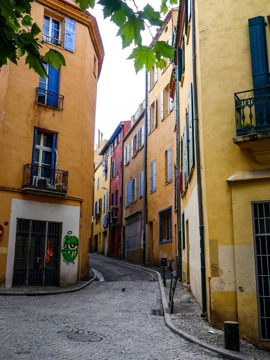 Visite de Perpignan