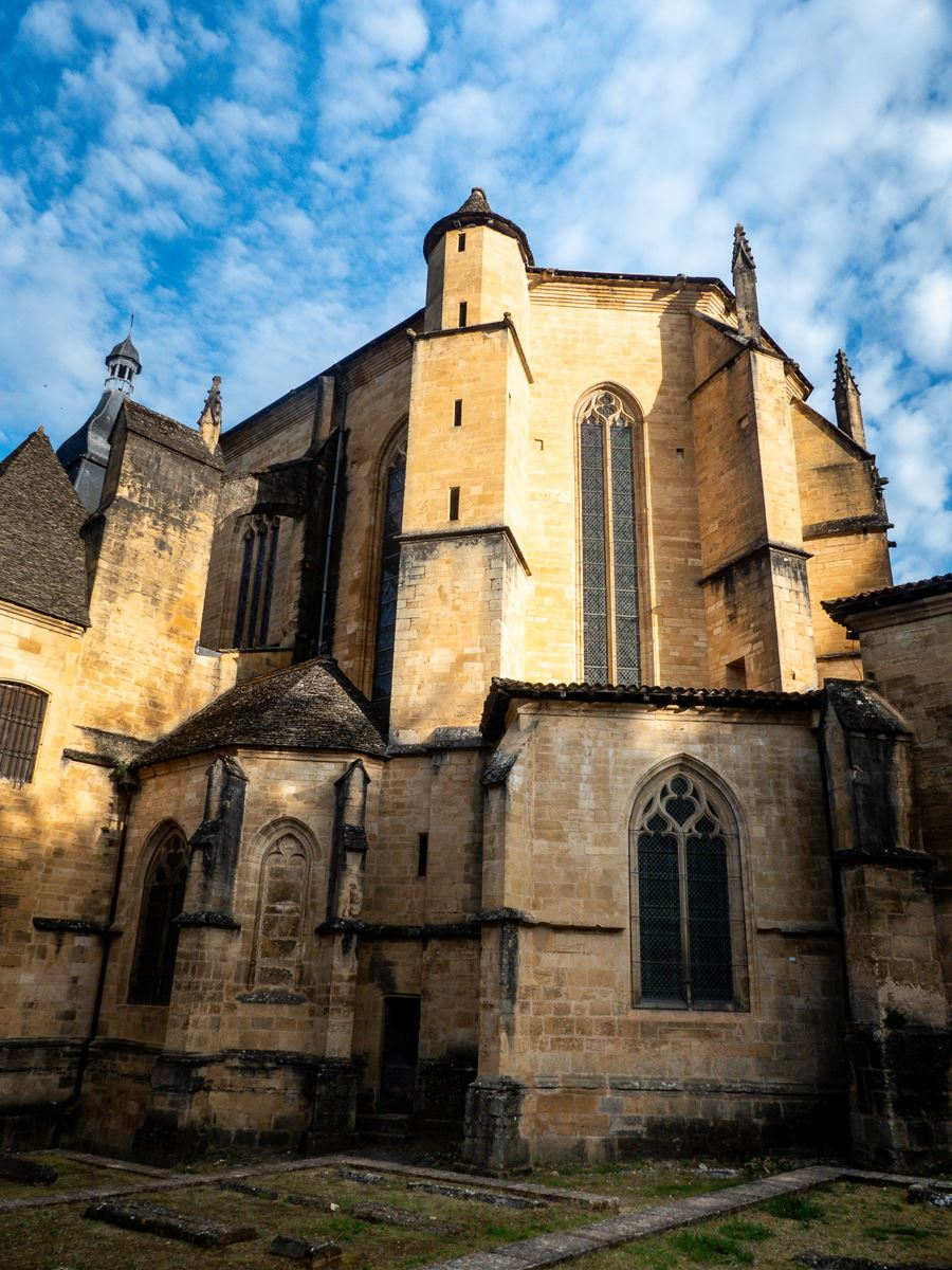 Visite de Sarlat - cité médiévale en Dordogne