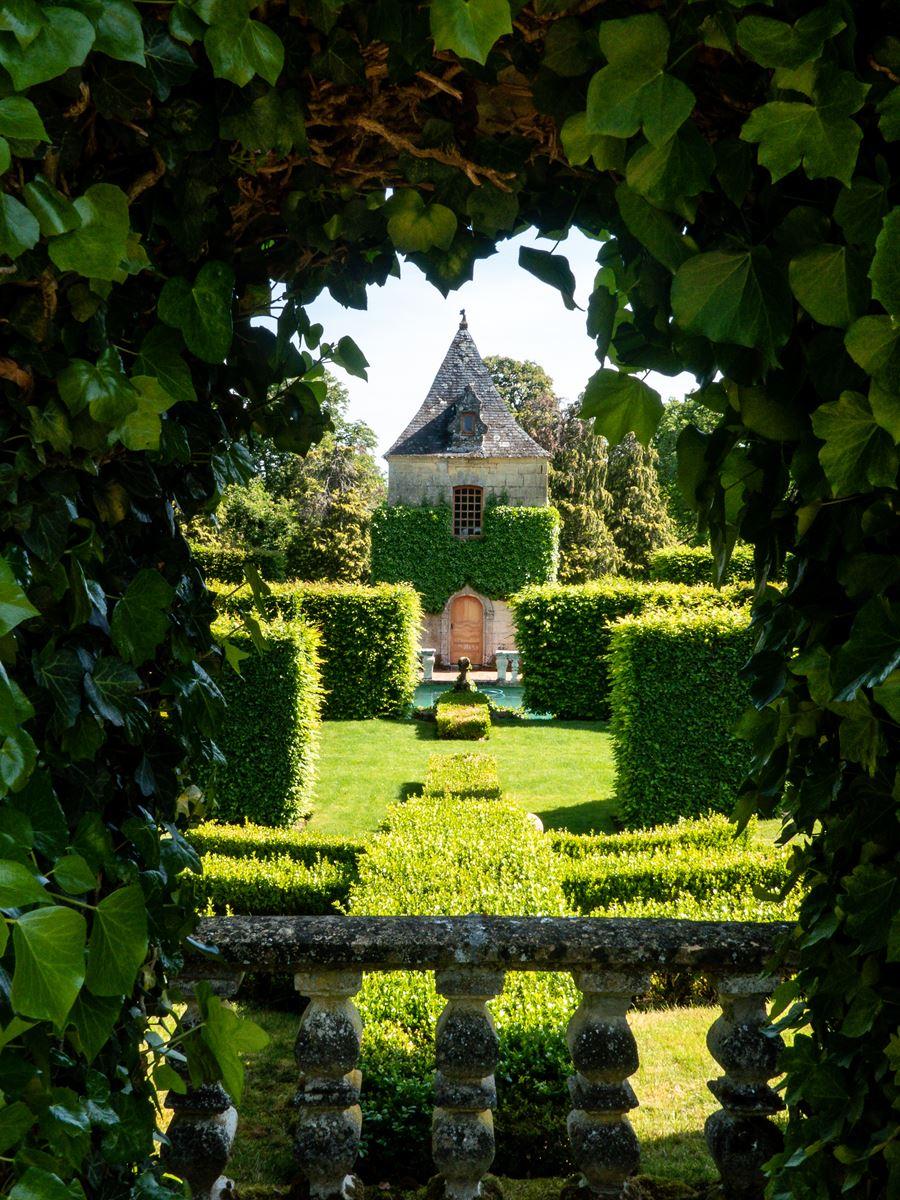Eyrignac et ses jardins - Dordogne