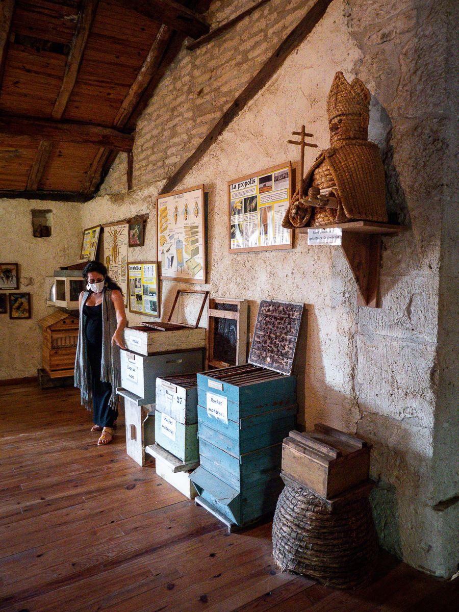 Musée du miel - Gramont