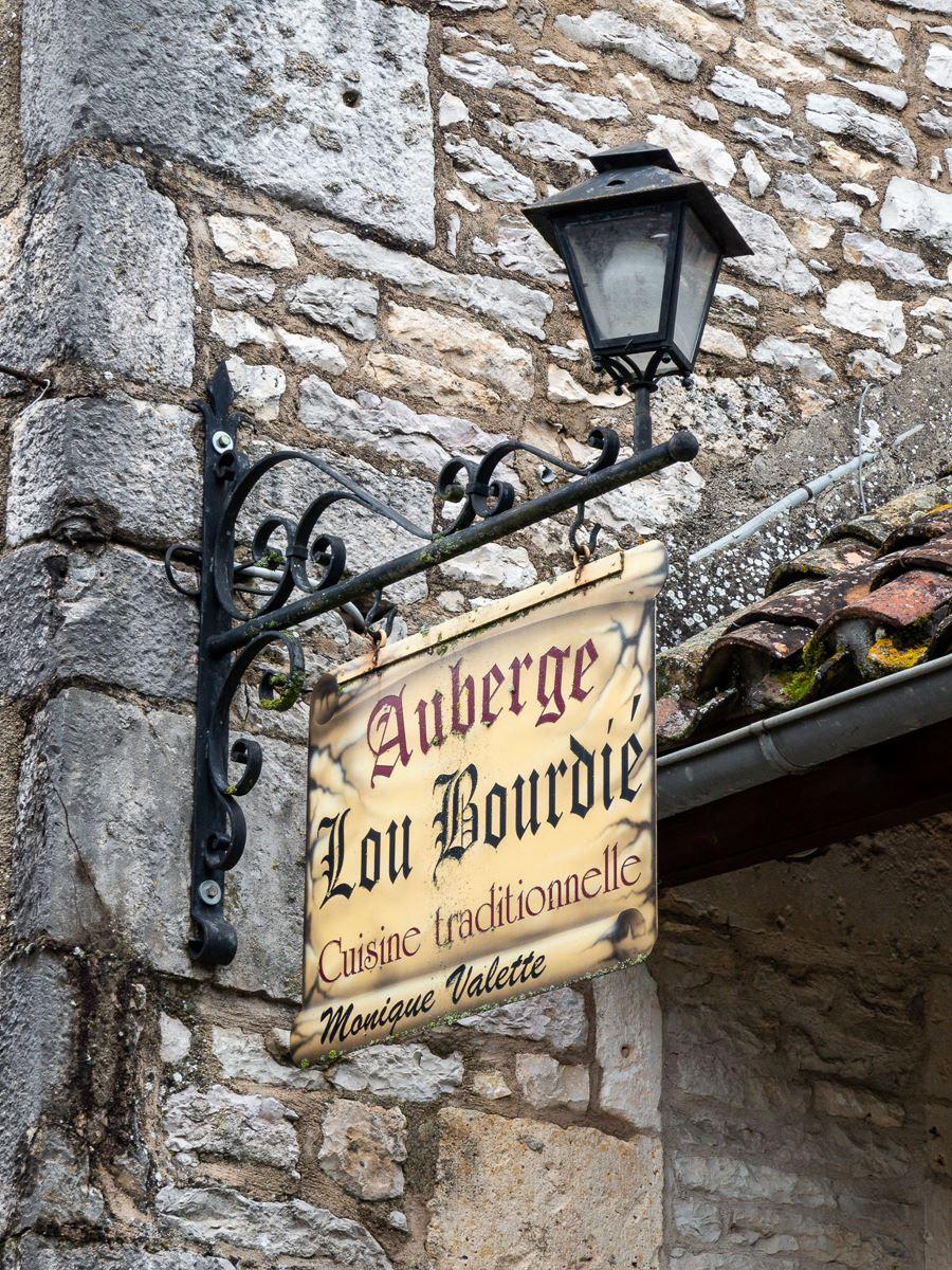 Auberge Lou Bourdié