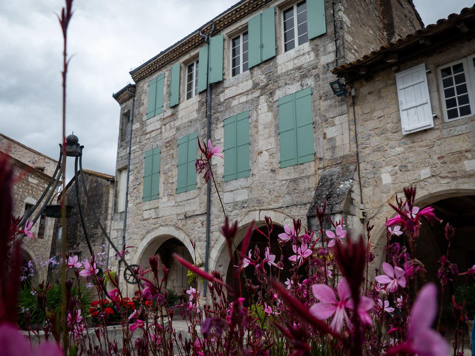 Bastide de Castelsagrat