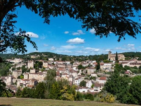 Vue de Puy l'Evêque