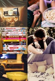 movie date aesthetic
